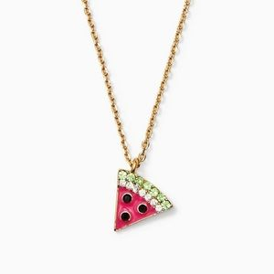 ✨RARE✨ Kate Spade Mini Watermelon Pendant✨